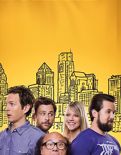 It's Always Sunny in Philadelphia season 9 Poster