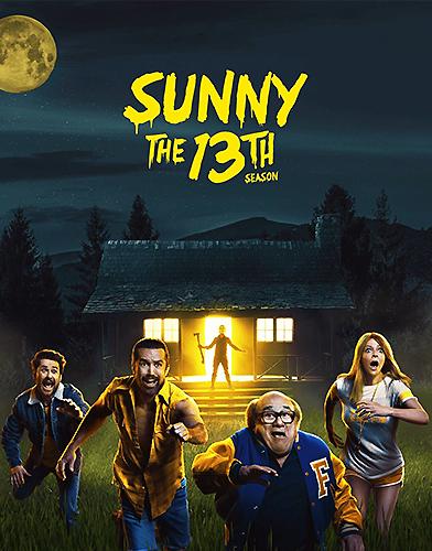Its Always Sunny in Philadelphia season 13 poster