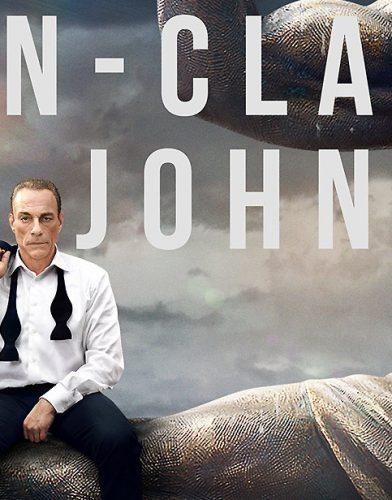 Jean Claude Van Johnson tv series poster