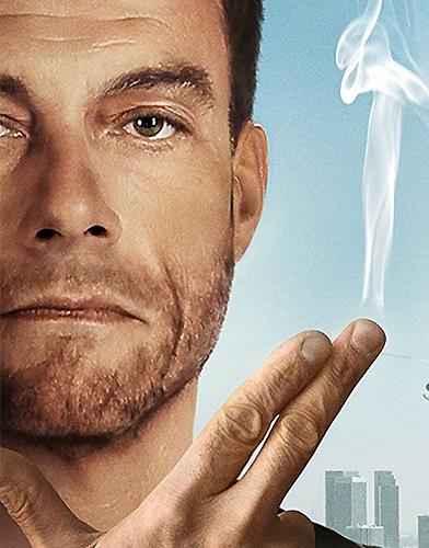Jean-Claude Van Johnson season 1 poster