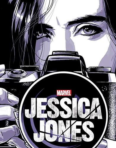 Jessica Jones  Season 1 poster