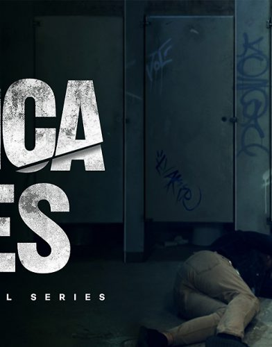 Jessica Jones tv series poster