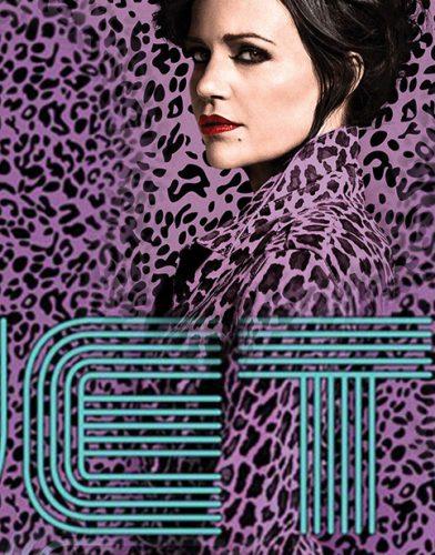 Jett tv series poster