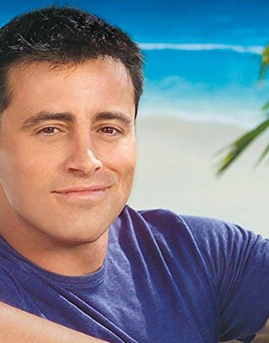Joey tv series Poster