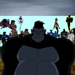 Justice League Unlimited Season 1 screenshot 3