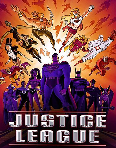 Justice League Season 2 poster