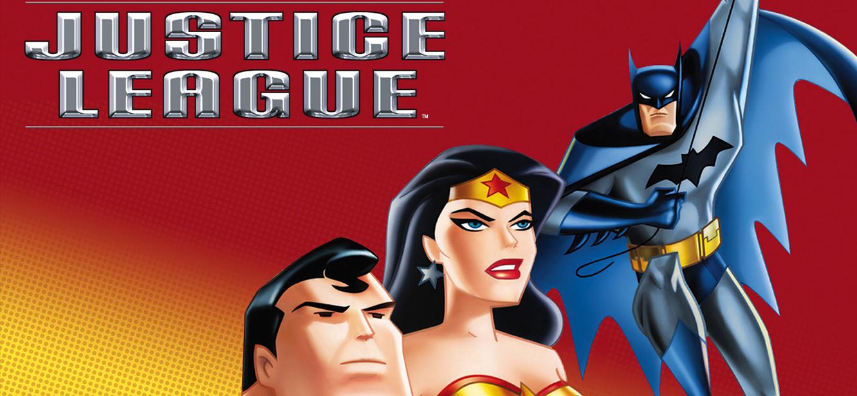 Justice League Season 1 tv series Poster