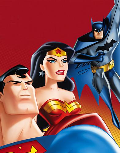 Justice League Season 1 poster