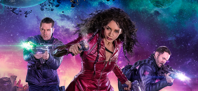 Killjoys Season 1 tv series Poster