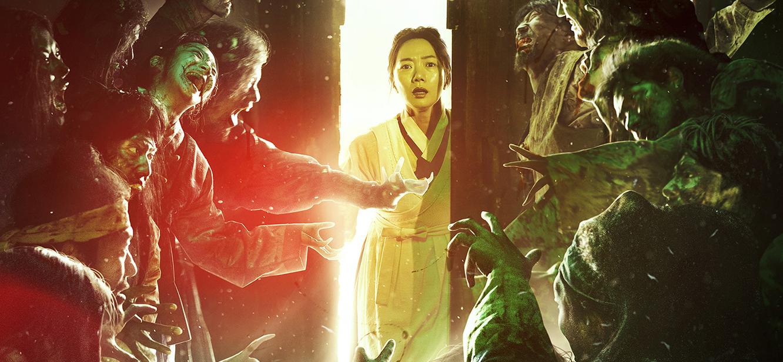 Kingdom Season 1 tv series Poster