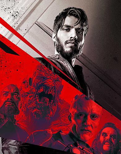Krypton Season 2 poster