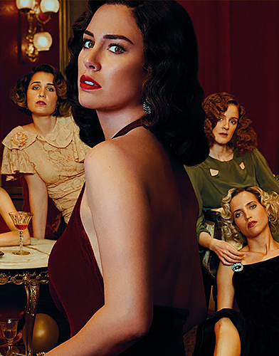Cable Girls (Las chicas del cable) Season 4 poster