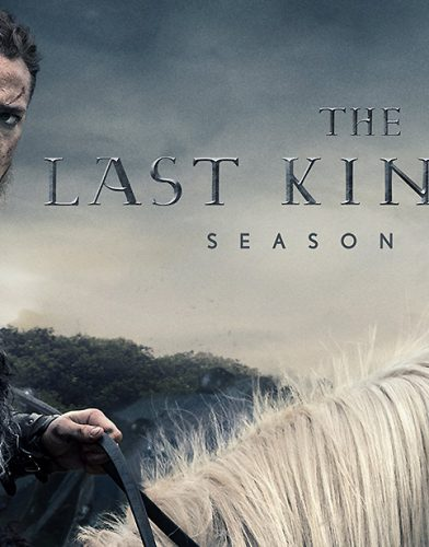 The Last Kingdom tv series poster