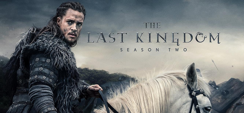 The Last Kingdom Season 1 tv series Poster