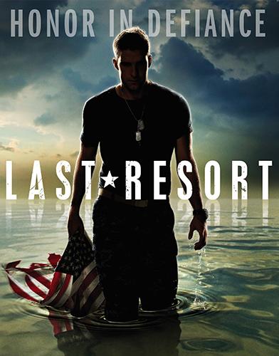 Last Resort Season 1 poster