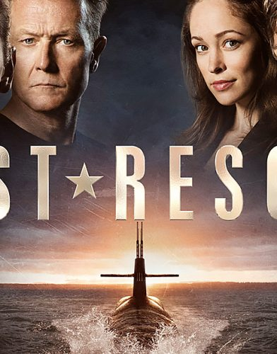Last Resort tv series poster