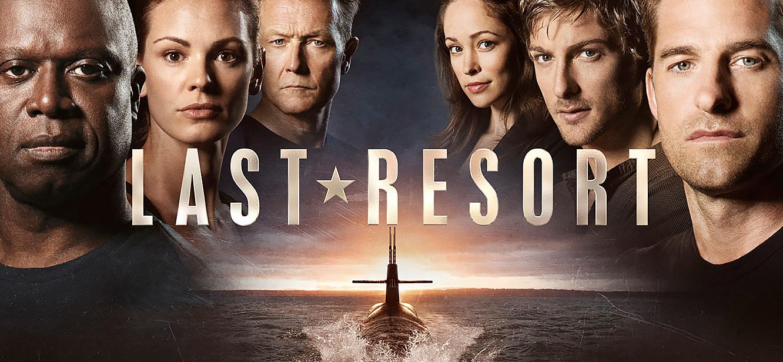 Last Resort Season 1 tv series Poster