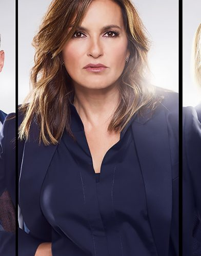 Law & Order: Special Victims Unit tv series poster