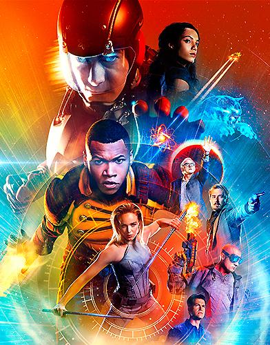 Legends of Tomorrow season 2 Poster