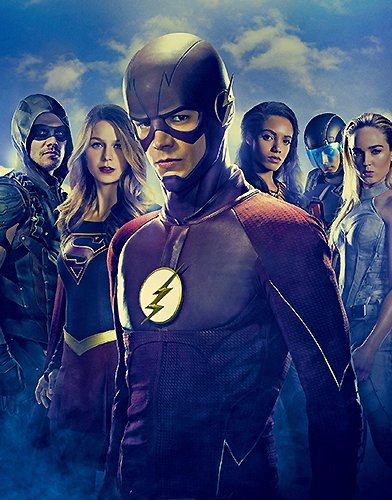 Legends of Tomorrow Season 3 Poster