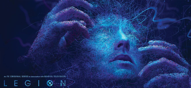 Legion Season 1 tv series Poster