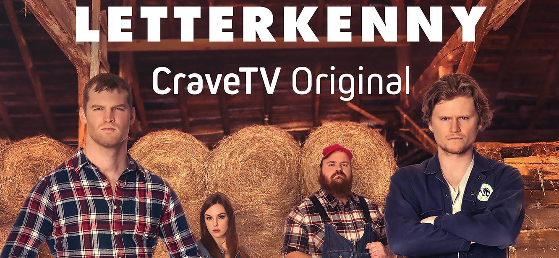 Letterkenny Season 8 tv series Poster