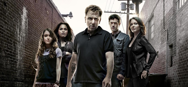 Lie to Me Season 1 tv series Poster