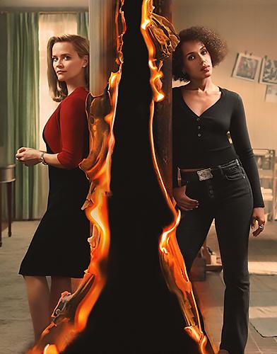 Little Fires Everywhere Season 1 poster