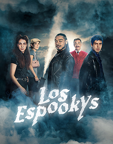 Los Espookys Season 1 poster