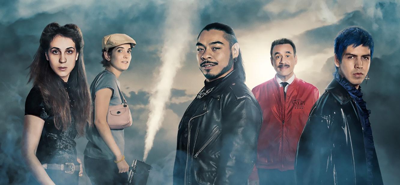 Los Espookys Season 1 tv series Poster