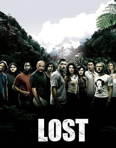 Lost Season 2 poster