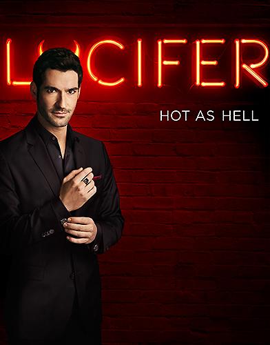 Lucifer season 1 poster