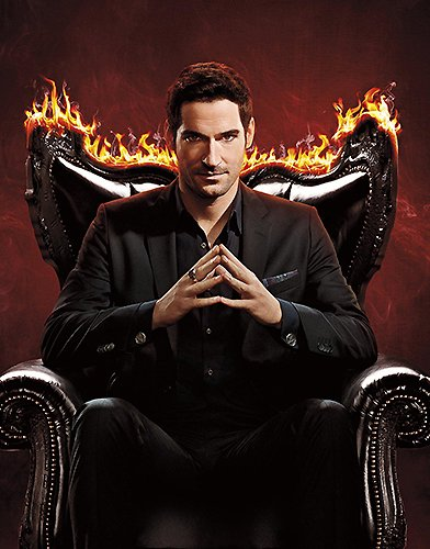 Lucifer season 3 poster