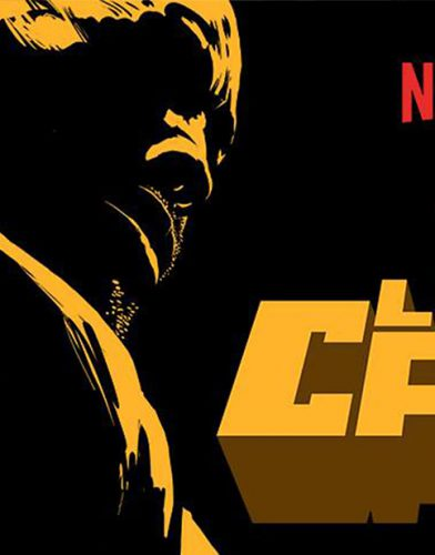 Luke Cage tv series poster