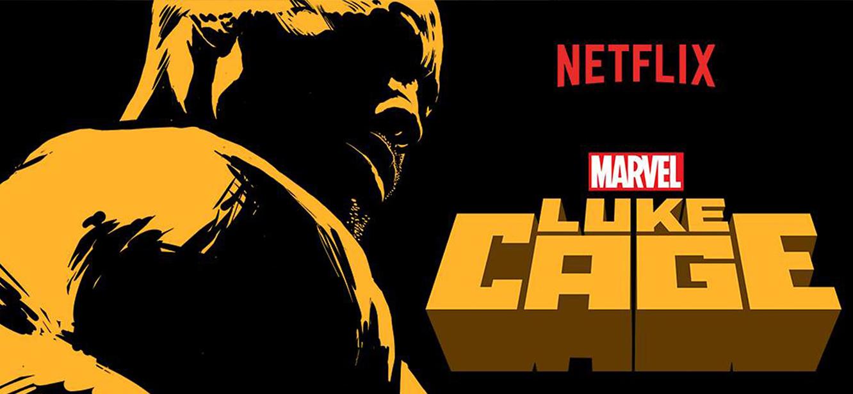 Luke Cage Season 1 tv series Poster