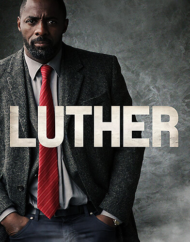 Luther season 1 poster