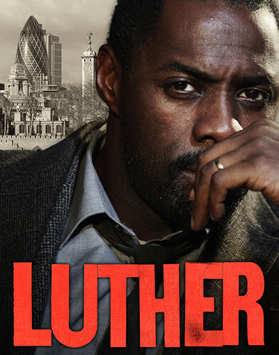 Luther Season 2 poster