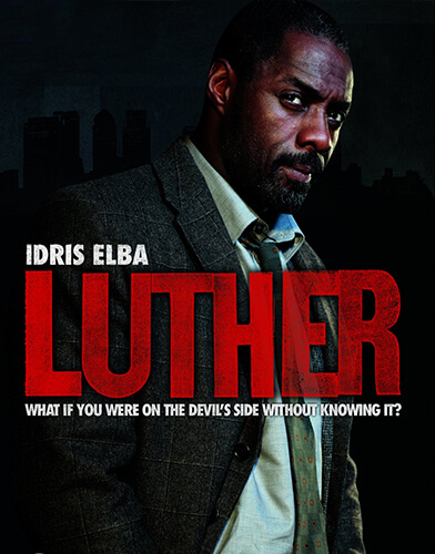 Luther Season 3 poster