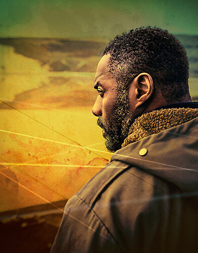 Luther Season 4 poster