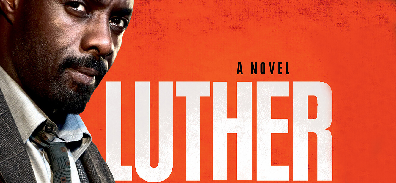Luther Season 1 tv series Poster