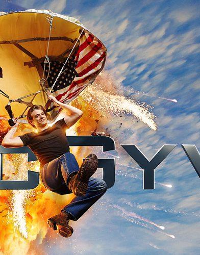 MacGyver tv series poster