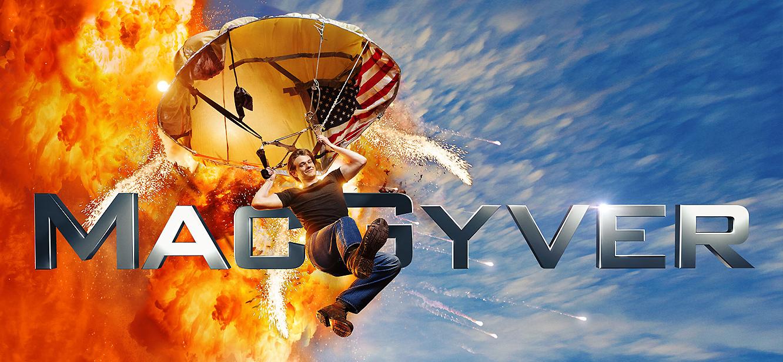 MacGyver Season 1 tv series Poster
