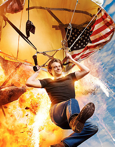 MacGyver Season 1 Poster