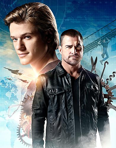 MacGyver Season 2 Poster