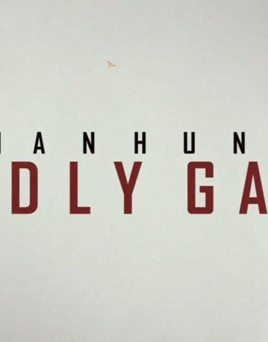 Manhunt tv series poster