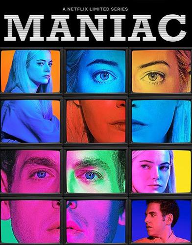 Maniac Season 1 poster