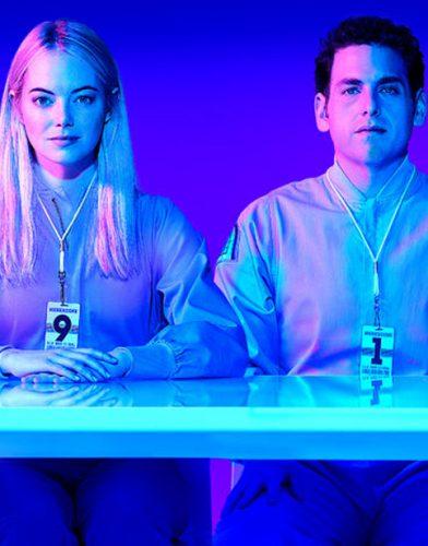 Maniac tv series poster