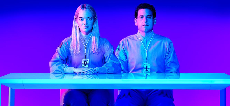 Maniac Season 1 tv series Poster