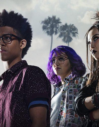 Runaways tv series poster