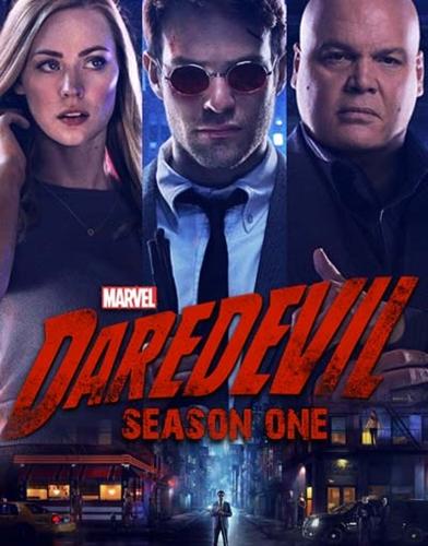 Marvel's Daredevil season 1 poster